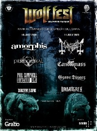 Wolf Fest: The Agonist